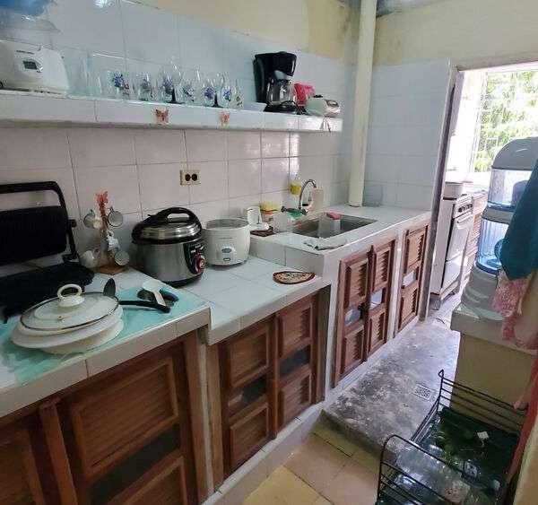 Apartamento de 2 cuartos y 1 baño por $ 12.000
