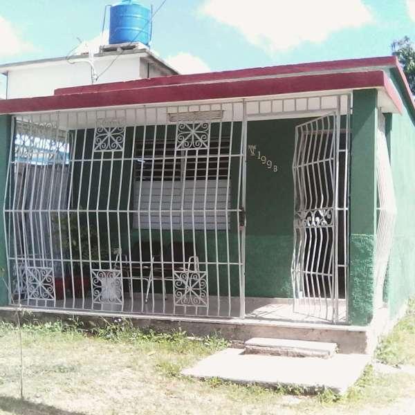 Casa de 2 cuartos y 1 baño por $ 19.000: