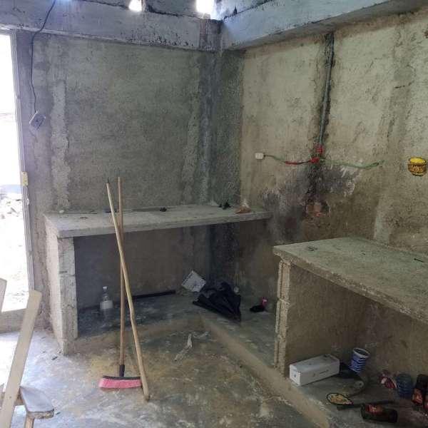 Casa de 1 cuarto y 1 baño por $ 7.000: