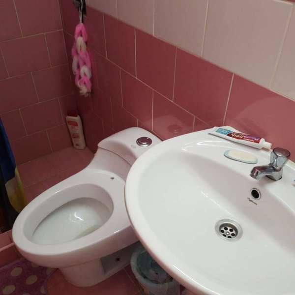 Apartamento de 3 cuartos y 1 baño por $ 14.000