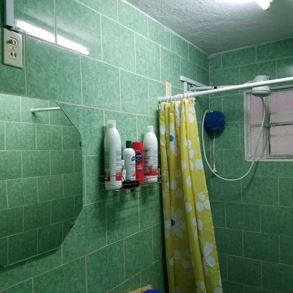 Apartamento de 2 cuartos y 1 baño por $ 18.000: