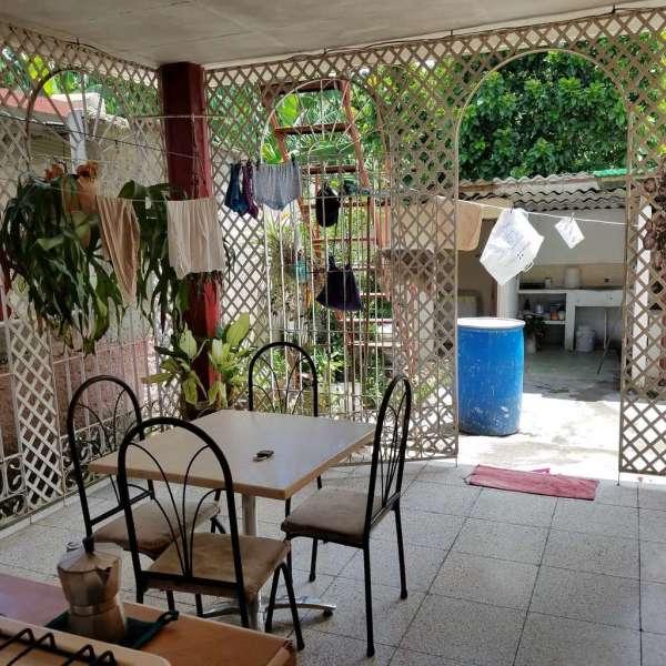 Casa de 3 cuartos y 1 baño por $ 17.000