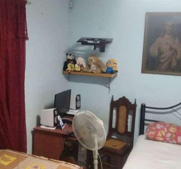 Apartamento de 2 cuartos y 1 baño por $ 15.000