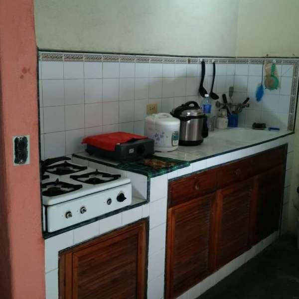 Casa de 2 cuartos y 1 baño por $ 18.000: Cocina