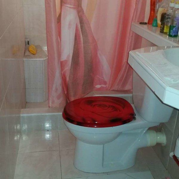 Apartamento de 3 cuartos y 2 baños por $ 60.000: Otro de los baños