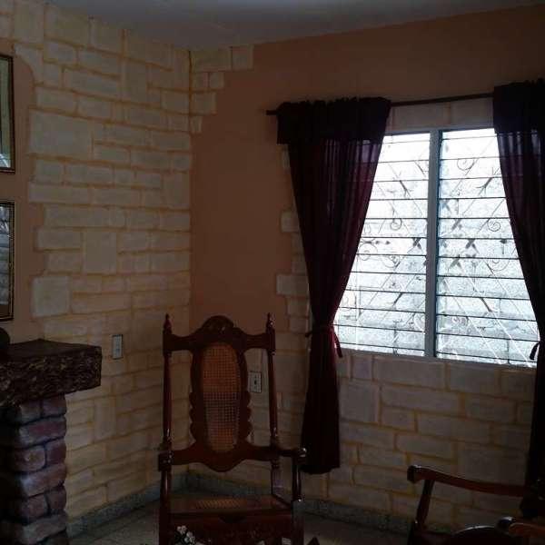 Casa de 3 cuartos y 1 baño por $ 20.000: