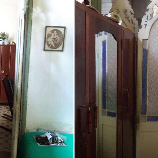 Casa de 3 cuartos y 1 baño por $ 25.000