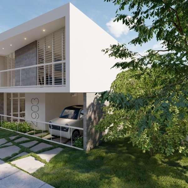 Casa de 3 cuartos, 4 baños y 1 garaje por $ 90.000