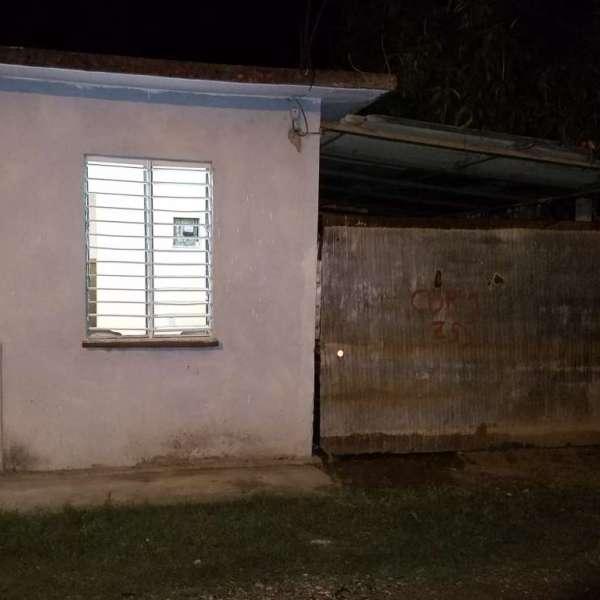 Casa de 1 cuarto y 1 baño por $ 16.000