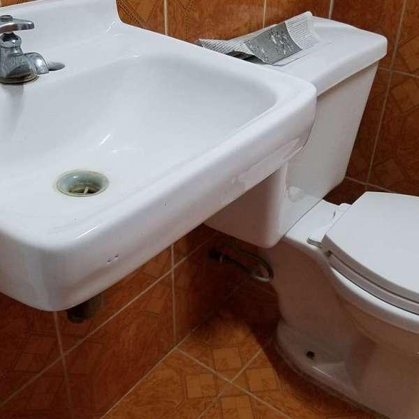 Casa de 4 cuartos y 2 baños por $ 40.000