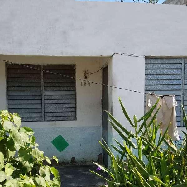 Casa de 2 cuartos y 1 baño por $ 3.800