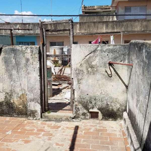 Casa de 2 cuartos y 1 baño por $ 55.000