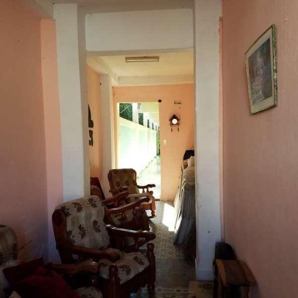Casa de 3 cuartos y 1 baño por $ 26.000