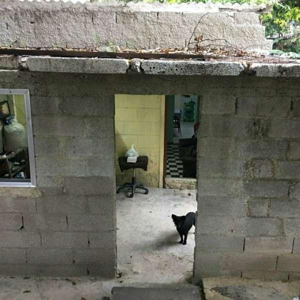 Casa de 2 cuartos y 1 baño por $ 65.000