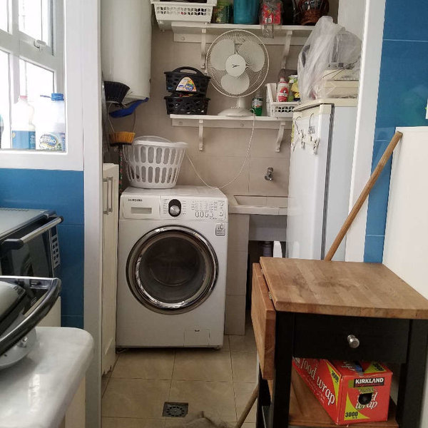 Apartamento de 3 cuartos y 2 baños por $ 160.000