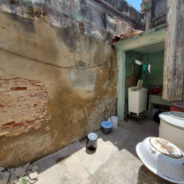 Casa de 3 cuartos y 1 baño por $ 30.000