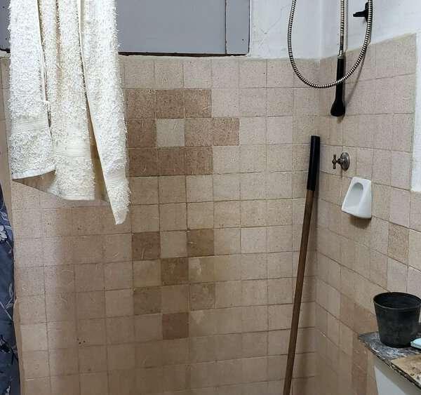 Apartamento de 3 cuartos y 1 baño por $ 7.000