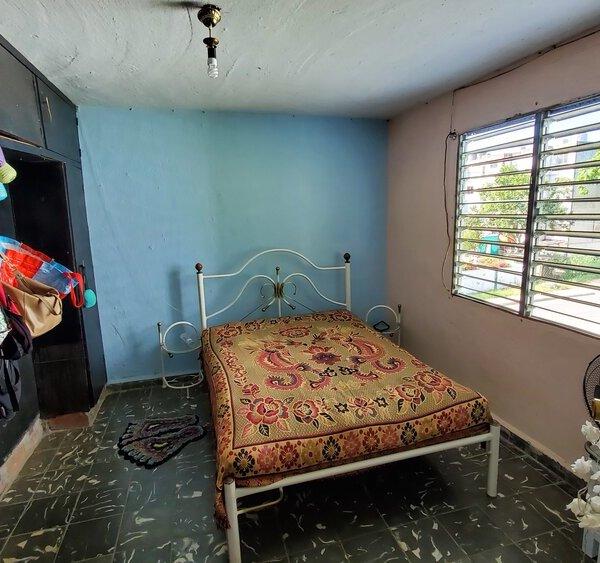 Apartamento de 3 cuartos y 1 baño por $ 15.500