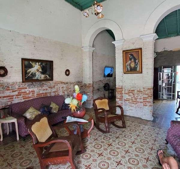 Casa de 3 cuartos y 1 baño por $ 36.000