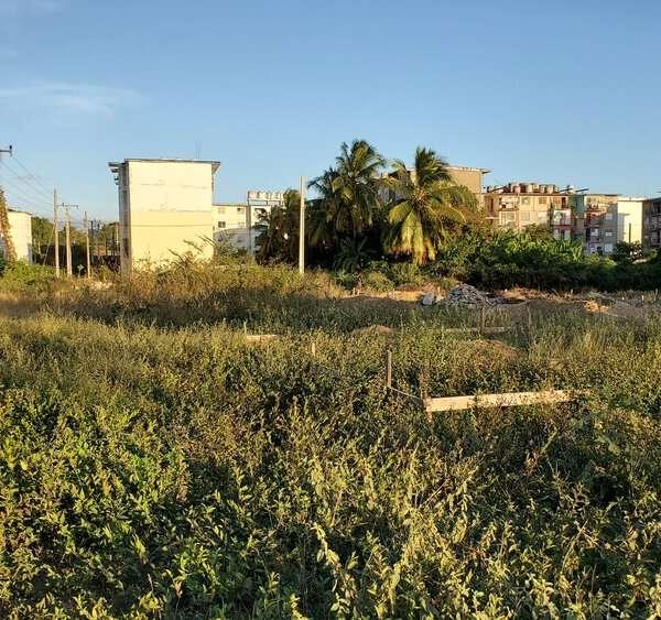 Terreno de 200 metros cuadrados por $ 5.500