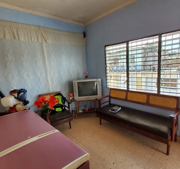 Casa de 1 cuarto y 1 baño por $ 20.000