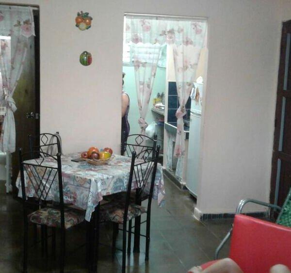Apartamento de 3 cuartos y 1 baño por $ 13.000