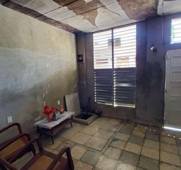 Casa de 2 cuartos y 1 baño por $ 26.000