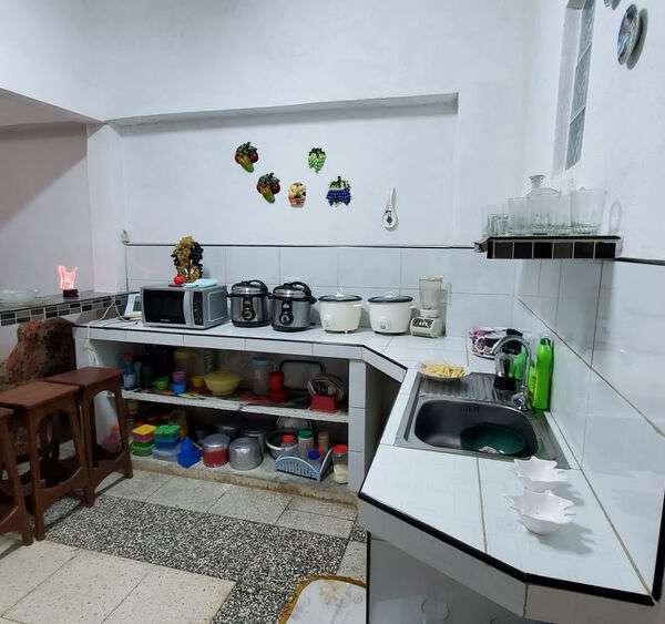 Casa de 2 cuartos y 1 baño por $ 12.500