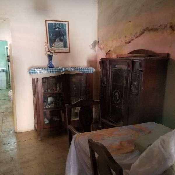 Casa de 2 cuartos por $ 12.000