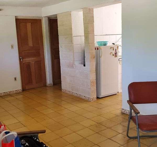 Apartamento de 3 cuartos y 2 baños por $ 20.000