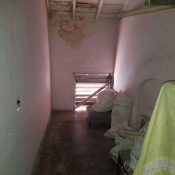 Casa de 2 cuartos y 1 baño por $ 25.000