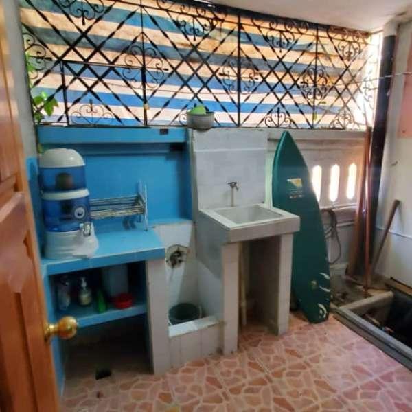 Casa de 2 cuartos y 2 baños por $ 75.000
