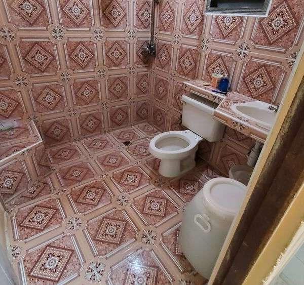 Casa de 4 cuartos y 1 baño por $ 25.000