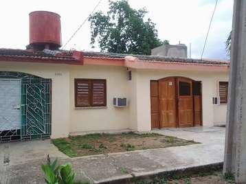 Casa en venta en Cienfuegos con  3 cuartos y 1 baño por 70.000,00$