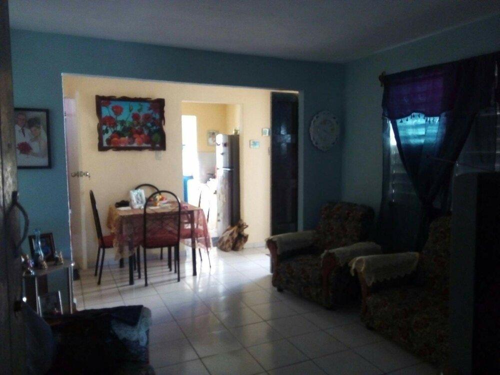 HEC1229: Apartamento de 2 cuartos y 1 baño por $ 13.500 en Cienfuegos, Cienfuegos