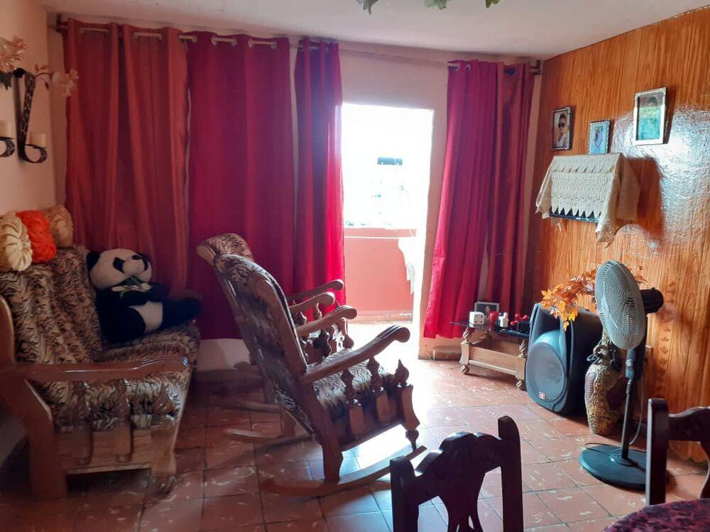 HEC1453: Apartamento de 3 cuartos y 1 baño por $ 12.500 en Cienfuegos, Cienfuegos