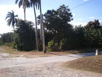 Terreno en venta en Cienfuegos  1353 metros cuadrados por 9.500,00$