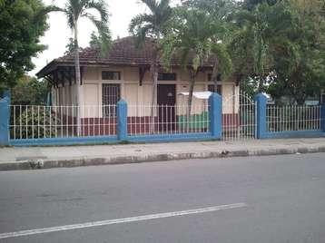 Casa en venta en Cienfuegos con  2 cuartos y 1 baño por 80.000,00$