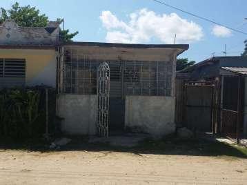 Casa en venta en Cienfuegos con  1 cuarto y 1 baño por 4.000,00$