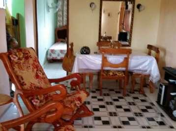 Apartamento en venta en Cienfuegos con  2 cuartos y 1 baño por 15.000,00$