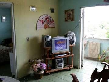 Apartamento en venta en Cienfuegos con  2 cuartos y 1 baño por 5.500,00$