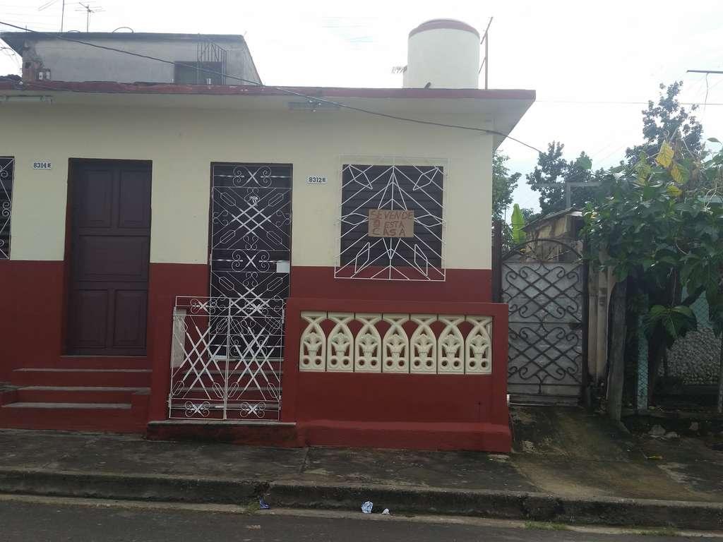 HEC541: Casa de  2 cuartos y 1 baño por $ 12.000 en Cienfuegos, Cienfuegos