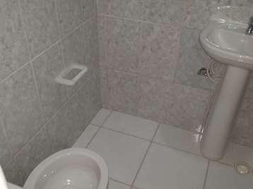 Baño del cuarto no. 1