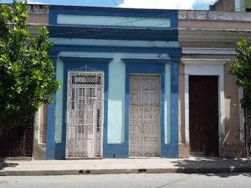 Casa en venta en Cienfuegos con  4 cuartos y 2 baños por $60,000
