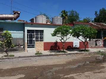 Casa en venta en Cienfuegos con  3 cuartos y 2 baños por 13.000,00$