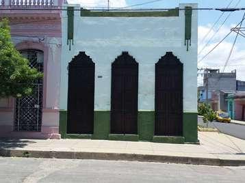 Casa en venta en Cienfuegos con  2 cuartos y 2 baños por 40.000,00$