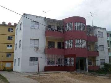 Apartamento en venta en Cienfuegos con  3 cuartos y 1 baño por 20.000,00$