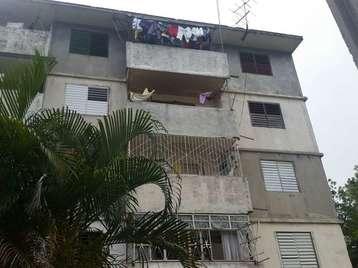 Apartamento en venta en Cienfuegos con  2 cuartos y 1 baño por 7.000,00$