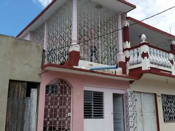 Casa en venta en Cienfuegos con  2 cuartos y 2 baños por 24.000,00$