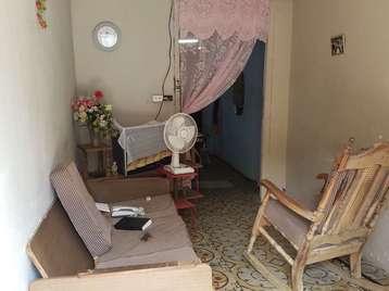 Casa en venta en Cienfuegos con  1 cuarto y 1 baño por 9.000,00$